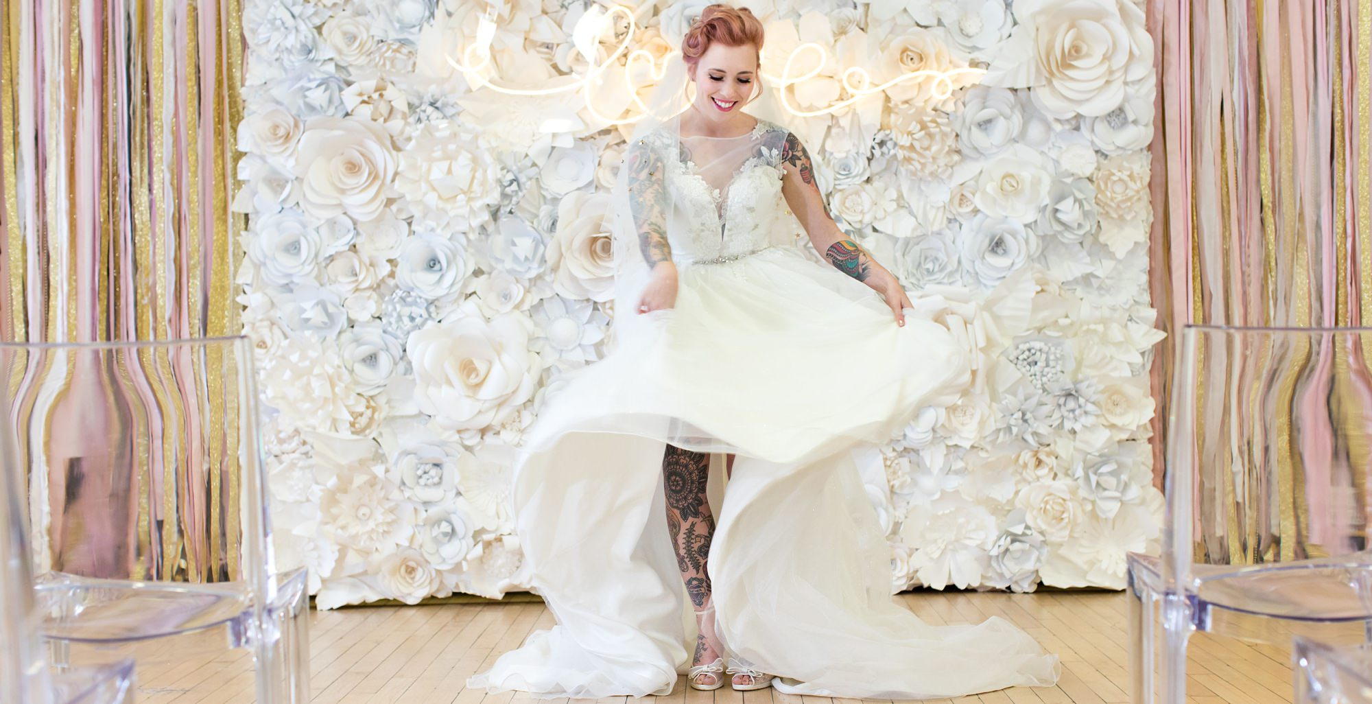 Legend Bridal Designs- Yorkshire Wedding Fayre - River Mills Ballroom